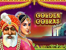 Играть в Golden Cobras Deluxe